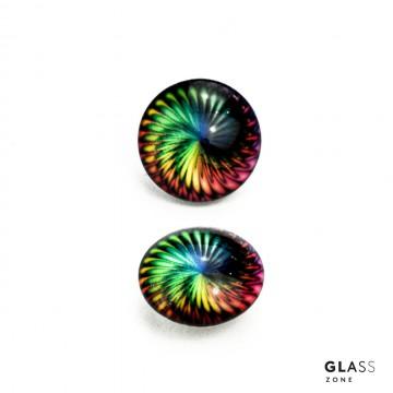 Magnes neodymowy kolorowy 8